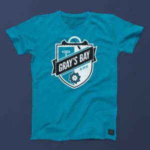 Grays Bay Sigil T-Shirt